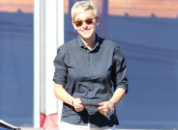 Ellen DeGeneres /LA Photo Lab /East News