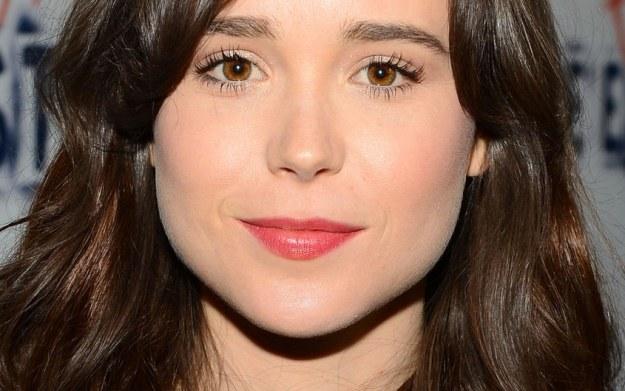 Ellen Page w rzeczywistości /AFP