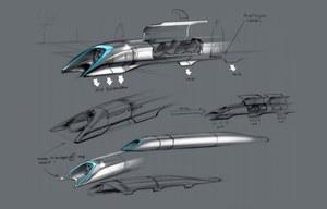 Elon Musk zdradza szczegóły dotyczące Hyperloop
