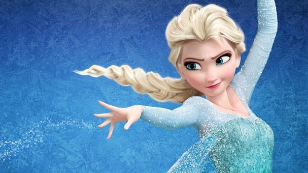 """Elsa wygryzła """"prawdziwe"""" piosenkarki /"""