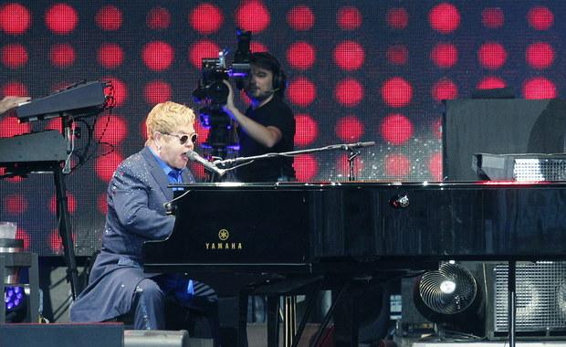 Elton John na scenie Life Festivalu Oświęcim!