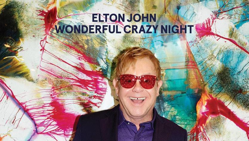 """Elton John """"Wonderful Crazy Night"""": Królowa jest tylko jedna"""