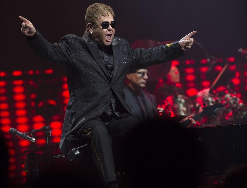 Elton John /East News