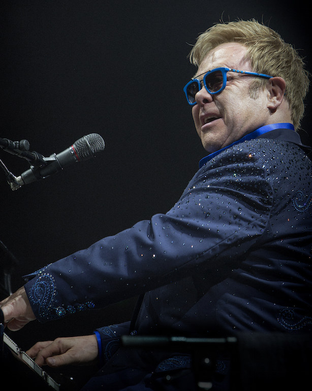 Elton John /Tony Smith/Elton John Aids Foundation /Materiały prasowe