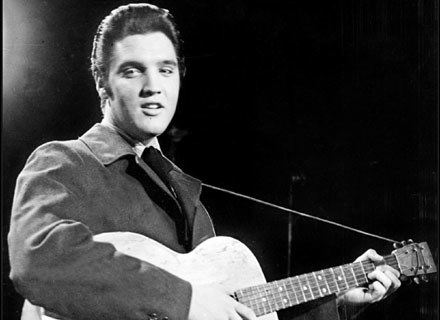 Elvis Presley /arch. AFP