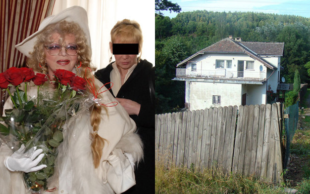 Elzbieta B. ma prawo mieszkać w domu Violetty Villas /Poloch, Pomponik /Reporter