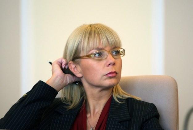 Elżbieta Bieńkowska, minister rozwoju regionalnego. Fot. STANISŁAW KOWALCZUK /Super Express