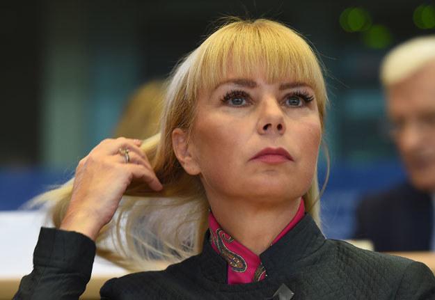 Elżbieta Bieńkowska w swoim unijnym gabinecie zatrudni 4 Polaków fot. Emmanuel Dunand /AFP
