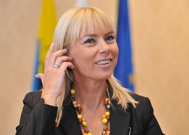 Elżbieta Bieńkowska zapłaciła za luksusowe podróże /Piotr Gajek /East News