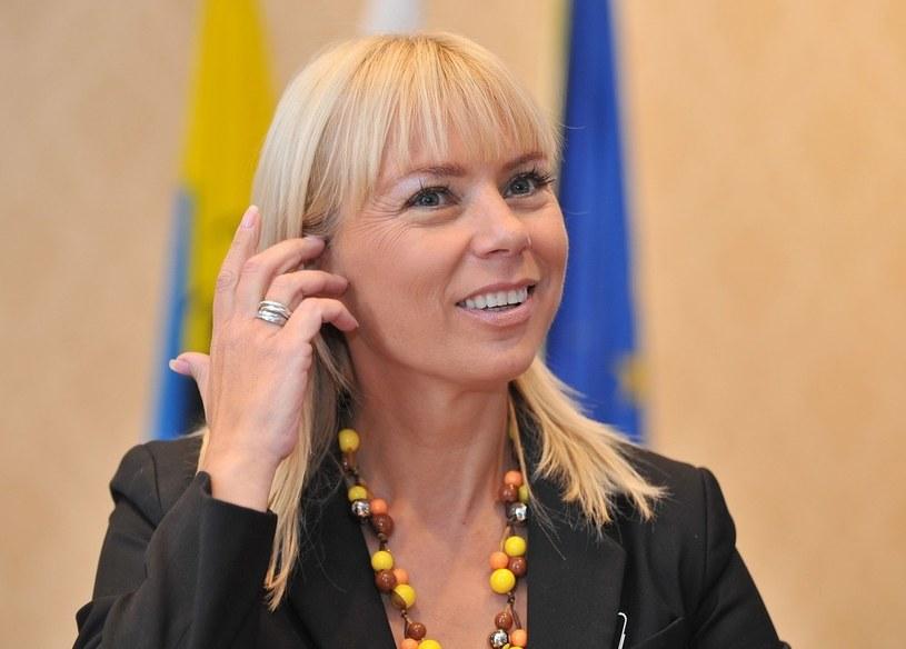 Elżbieta Bieńkowska /Piotr Gajek /East News