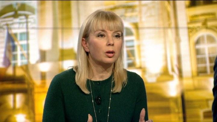 Elżbieta Bieńkowska /TVN24/x-news