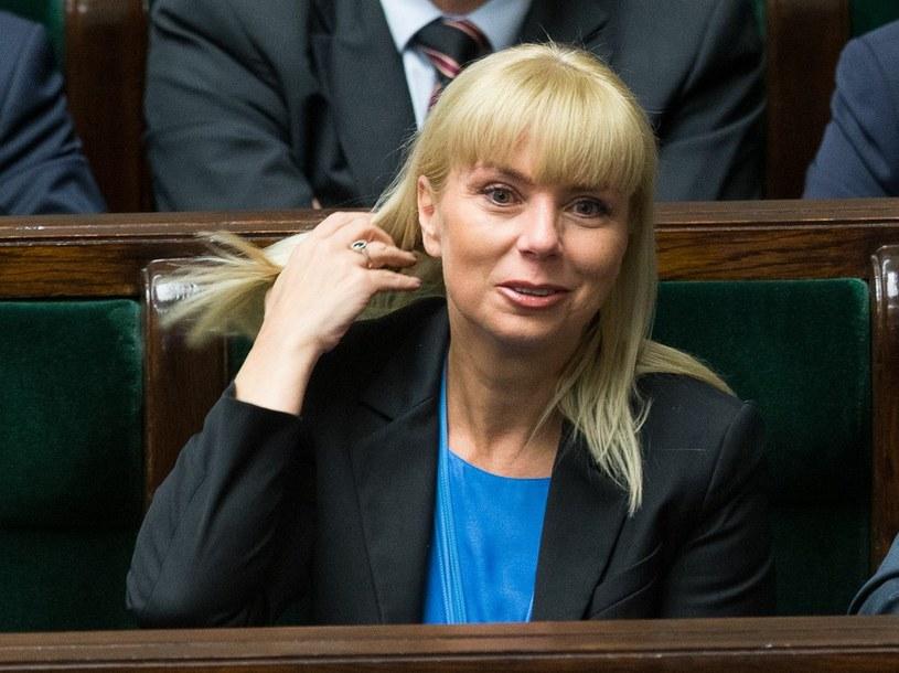 Elżbieta Bieńkowska /Andrzej Iwańczuk /Reporter
