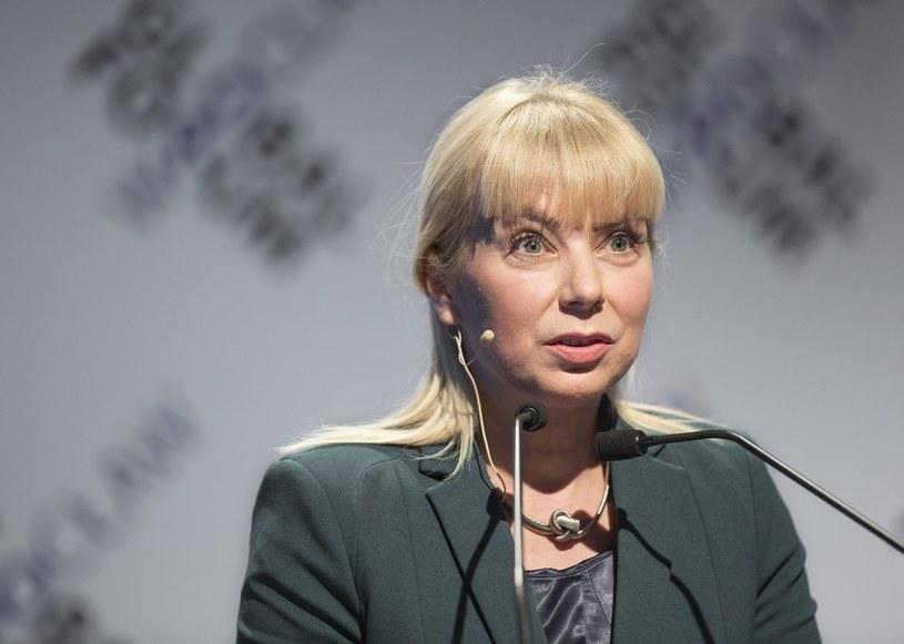 Elżbieta Bieńkowska /Leszek Kotarba  /East News