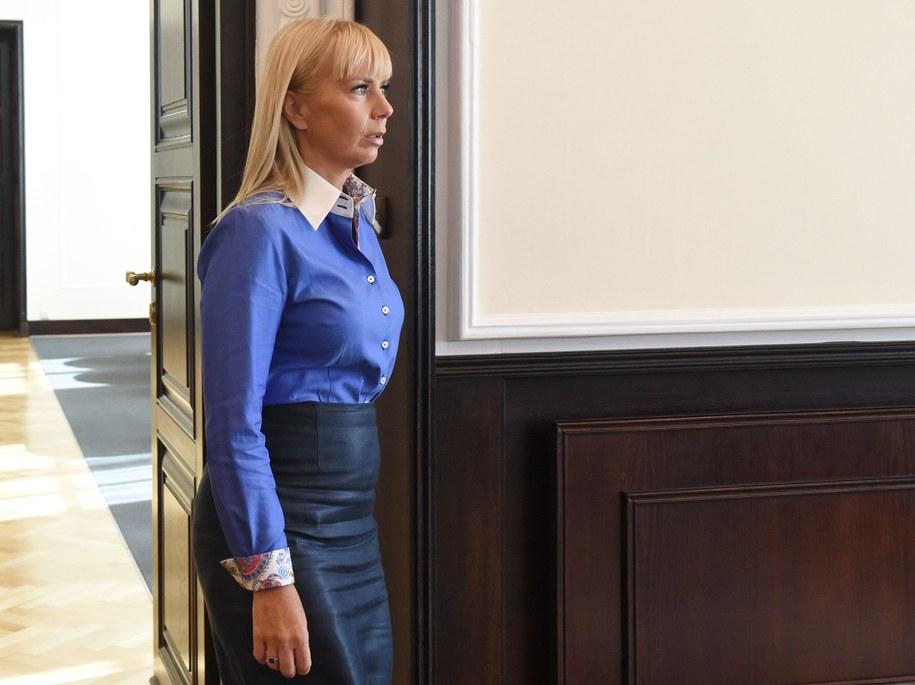 Elżbieta Bieńkowska /Radek Pietruszka   (PAP) /PAP