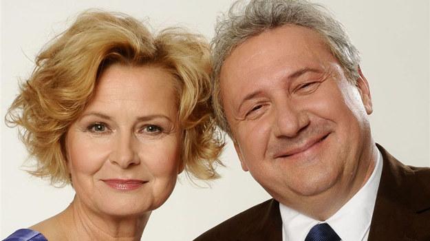 Elżbieta i Jerzy Chojniccy (Barbara Bursztynowicz i Andrzej Grabarczyk) /fot  /Agencja W. Impact