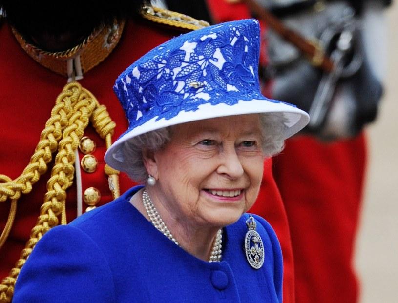 Elżbieta II /PAP/EPA