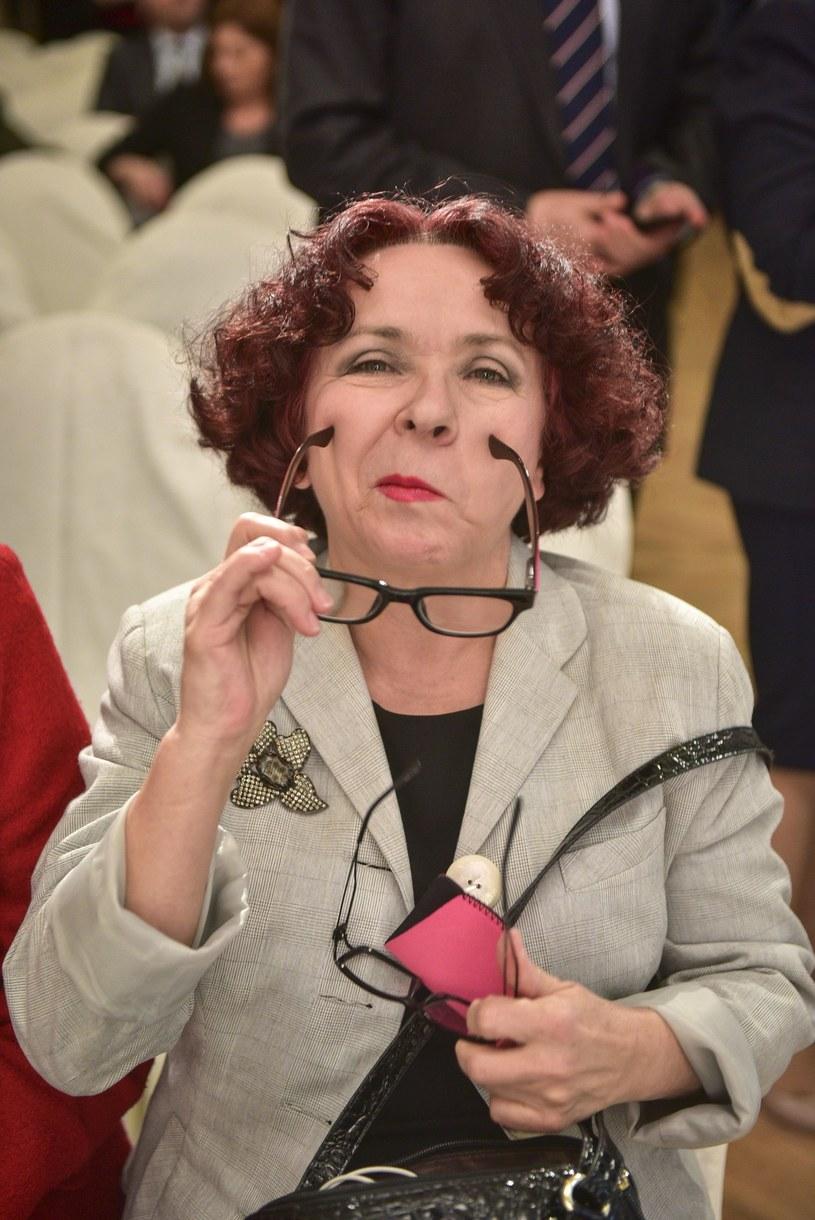 Elżbieta Kruk /Jacek Domiński /Reporter