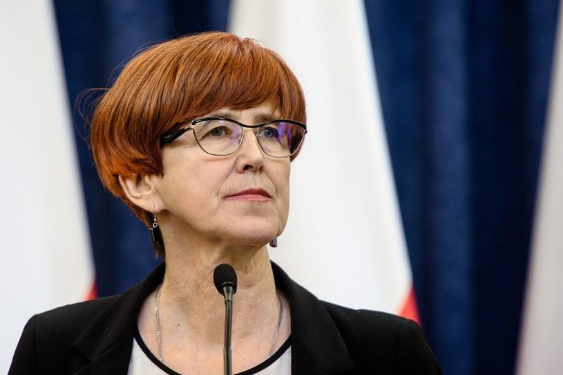 Elżbieta Rafalska /Rafal Oleksiewicz /Reporter