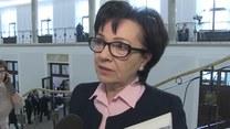 Elżbieta Witek o rejestrze pedofilów