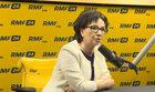 Elżbieta Witek w RMF FM: Szybko zareagowaliśmy na złe praktyki