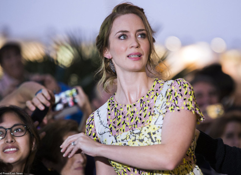 Emily Blunt /Associated Press /East News