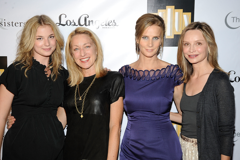 Emily VanCamp, Patricia Wettig, Rachel Griffiths oraz Calista Flockhart /Frazer Harisson /Getty Images