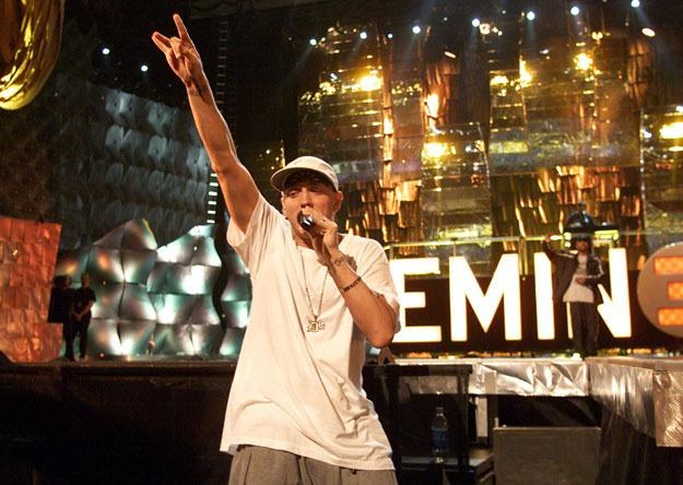 Eminem: 40 lat minęło jak jeden dzień fot. Frank Micelotta /Getty Images/Flash Press Media