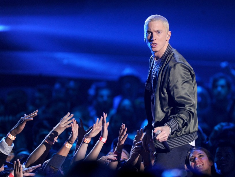 Eminem /Frank Micelotta/PictureGroup /East News
