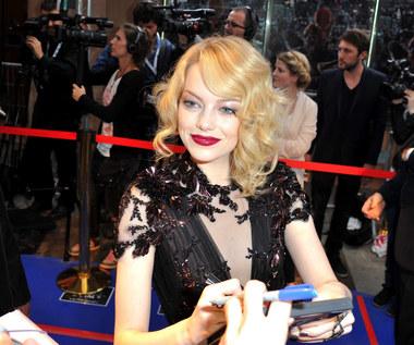 Emma Stone najlepiej opłacaną aktorką na świecie