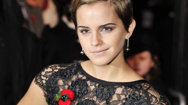 Emma Watson chce kolekcji, z której będę dumna pod względem i etyki, i designu / fot. G. Cattermole /Getty Images/Flash Press Media