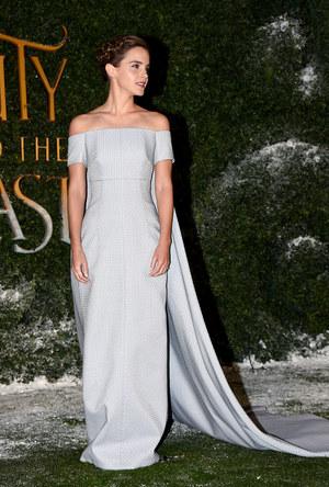Emma Watson minimalistycznie