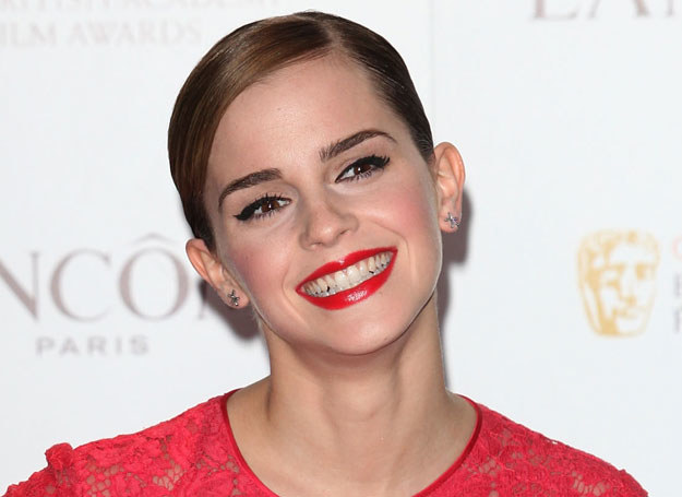 Emma Watson /Getty Images