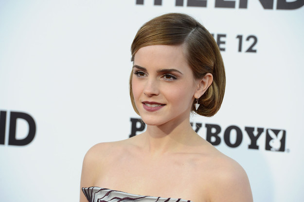 Emma Watson /Getty Images/Flash Press Media