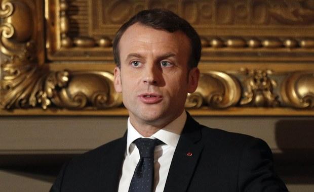 Emmanuel Macron przygotowuje reformę wymiaru sprawiedliwości