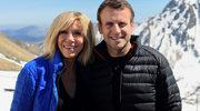Emmanuel Macron to prawdopodobnie przyszły prezydent Francji! Kim jest jego żona Brigitte Trogneux?