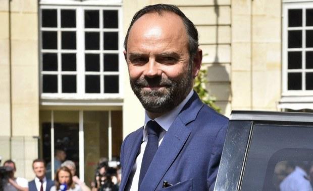 Emmanuel Macron wskazał nowego premiera Francji