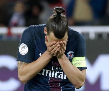 Emocjonalne pożegnanie Zlatana Ibrahimovicia z Parc de Princes
