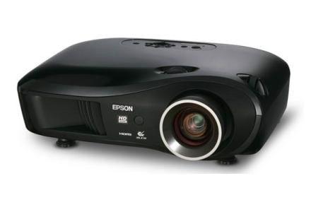 EMP-TW1000 - jeden z projektorów 3LCD Epsona /materiały prasowe