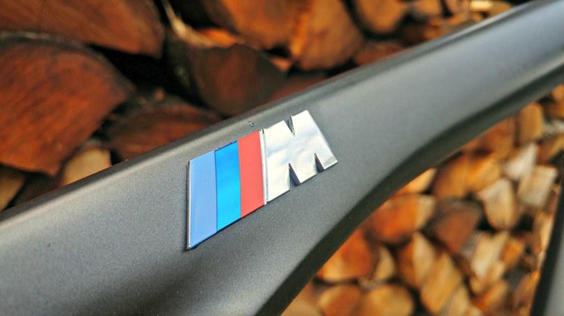 """""""Empałer"""" - ten znaczek budzi emocje nie tylko u kierowców BMW /LG G5 /INTERIA.PL"""