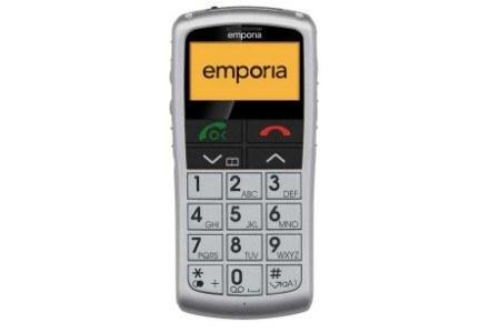 EmporiaTALK - komórka dla seniorów. Dobry pomysł /materiały prasowe