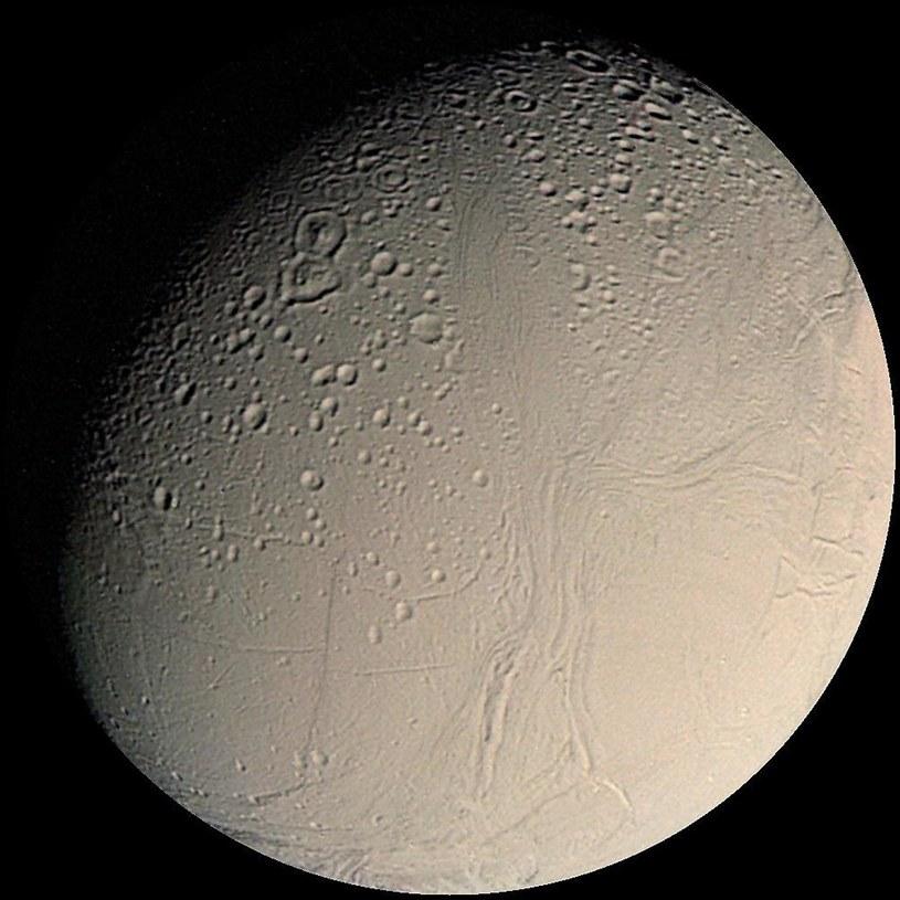 Enceladus /AFP