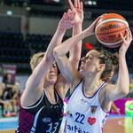 Energa Toruń - Artego Bydgoszcz 67:68. 1-1 w ćwierćfinale koszykarek