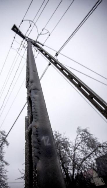 Energetycy mają nadzieję, że usuną awarie do wieczora /Michał Walczak /PAP