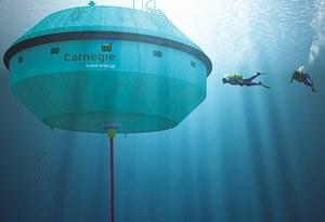Energia fal morskich zasili Australię