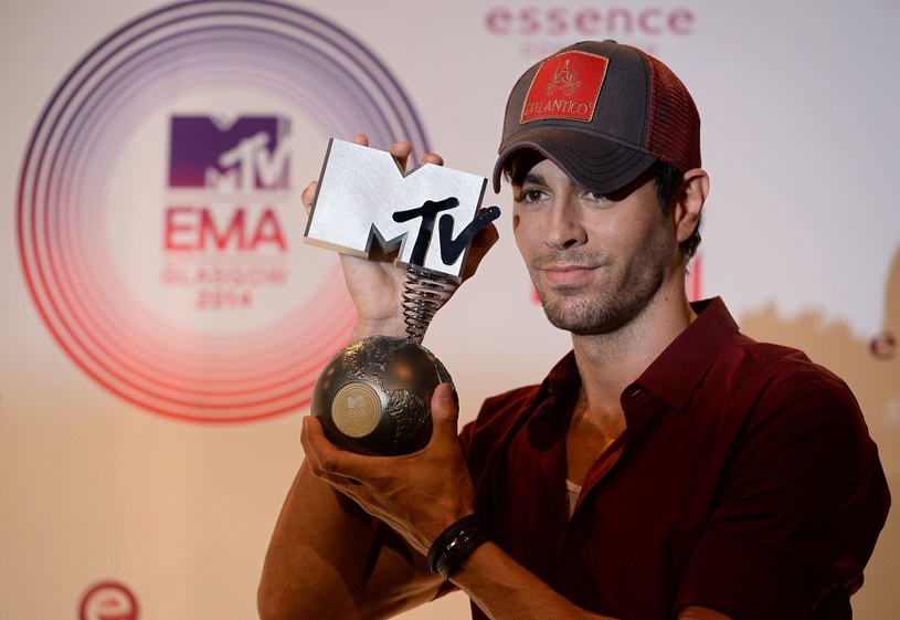Enrique Iglesias /AFP /East News