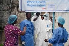 Epidemia eboli: Minister transportu Liberii poddana kwarantannie