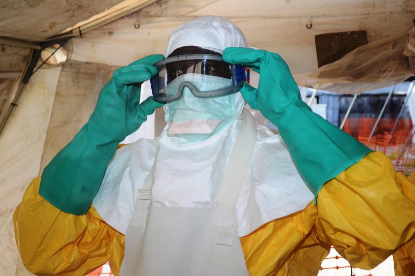 Epidemia Eboli to najbardziej zabójczy atak w historii wirusa /AFP