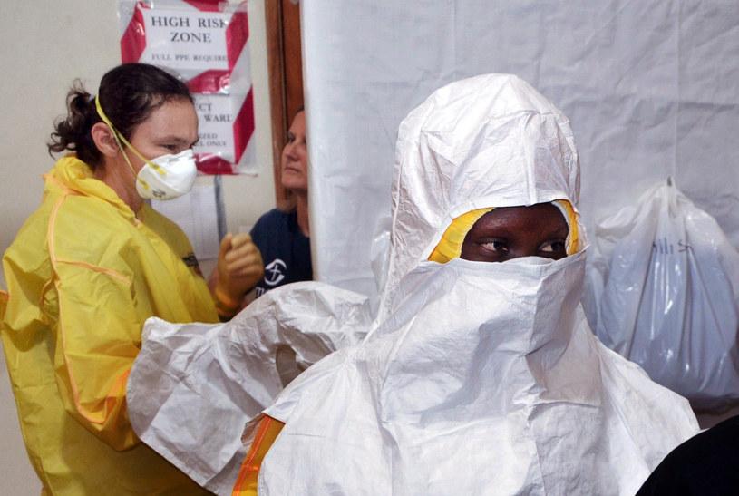 Epidemia gorączki krwotocznej zabiła w tym roku już prawie 900 osób /AFP