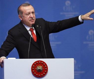 Erdogan ostro o decyzji USA: Świat jest skazany na zagładę