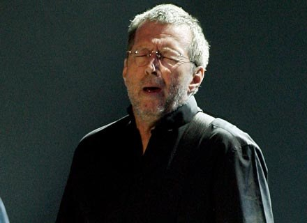 Eric Clapton /arch. AFP